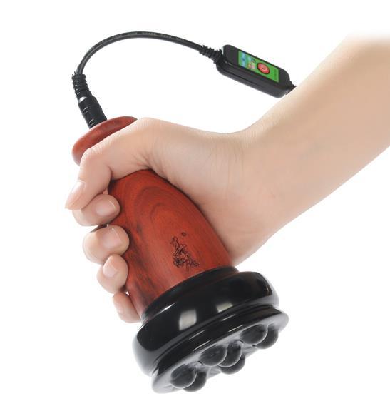 Appareil de massage du corps tong Yang réservoir pierre aiguille appareil de moxibustion mise au rebut température de chauffage électrique par t2dm mise au rebut moxibus
