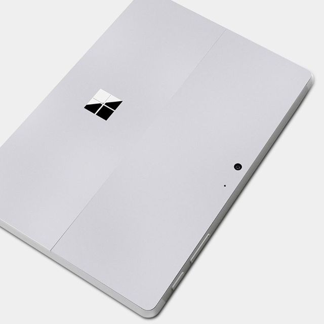 Silver Tablet Decals Screen Protector Tablet Decal Back Cover For Surface Go Wrap Protect Skin Sticker For Microsoft Surface Go