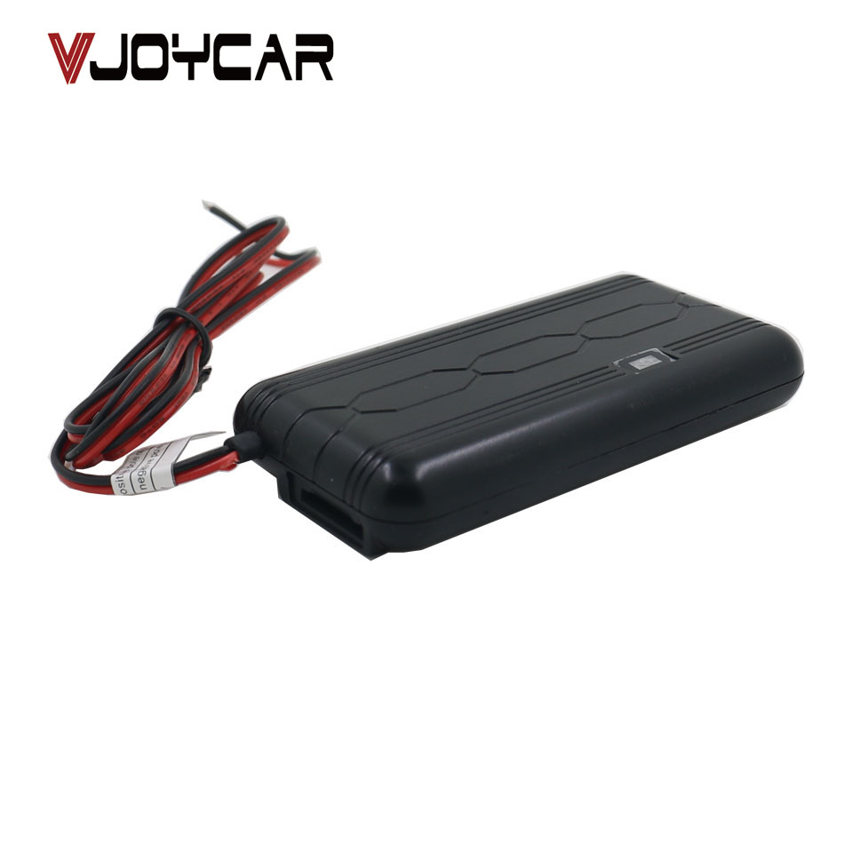 Vjoycar t6124 vehicle gps tracker car motorcycle ebike scooter bicycles 12v 60v optional obd connector
