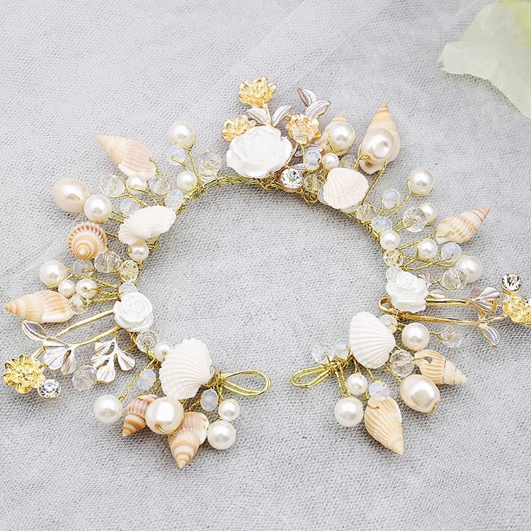 αστερίες μαργαριτάρι κόγχη κοχύλια - Κοσμήματα μόδας - Φωτογραφία 4