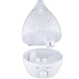 Image 5 - ATWFS Air Humidifier Aroma Essential Oil Diffuser 7 Color LED with Carve Mist Maker for Home Office Fogger Baby Room Aromatherap