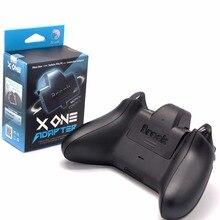 بروك X واحد محول ل Xbox ONE محول لاسلكي بطارية قابلة للشحن استخدام Xbox One/Xbox one النخبة تحكم على PS4/التبديل