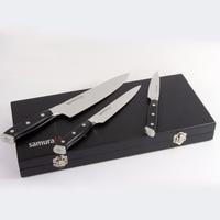 Knife Set 3 Pcs 8 Inch Chef Knife 6 Inch Utility Knife 3 5 Inch Paring
