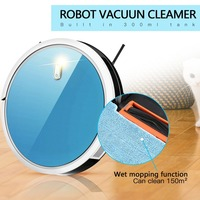 2018 New Intelligent Sweep Robot Machine Automatically Sweeping Scrubbing Mopping Floor Cleaning Robot Vacuum Mop Cleaner