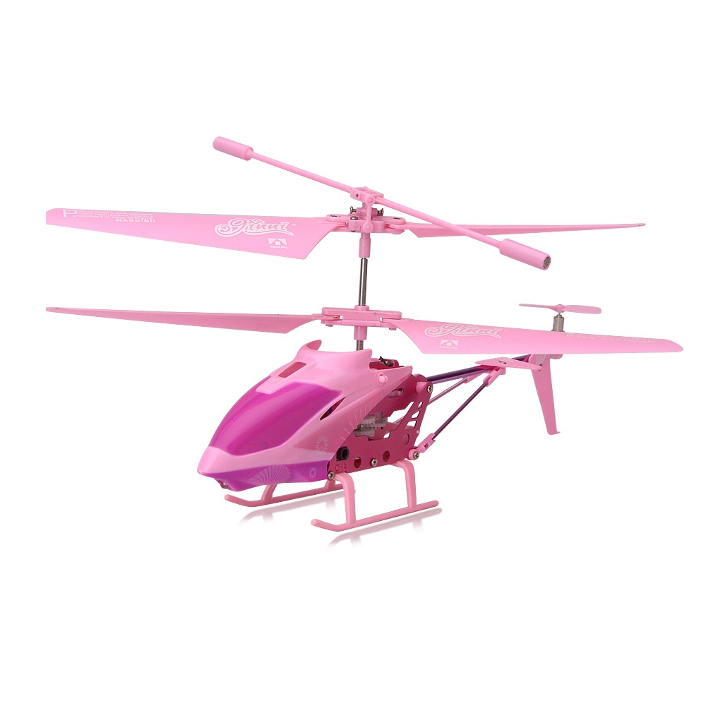 Quadcopter roze Prinses Helicopter