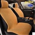 Plush  car seat cover focu s M ondeo Kuga Explorer EcoBoost EcoSport ESCORTaccessories car sticker