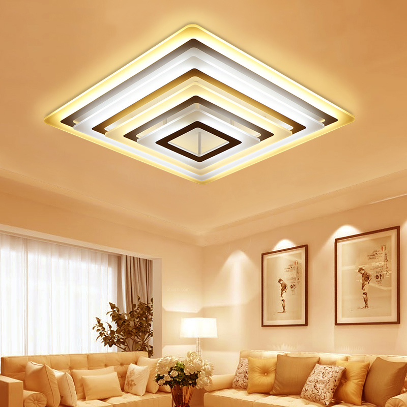 Modern LED lamps Ceiling lighting living room Fixtures Creative novelty bedroom ceiling lights home illumination lamp