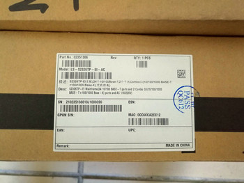 Huawei LS-S2326TP-EI-AC Layer 2 Network Management Switch