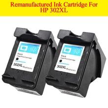 GN 2BK Ink Cartridge for HP 302XL 302 F6U68AE F6U67AE for HP Deskjet 1110 1115 2130 2135 3630 3830 OfficeJet 4650 ENVY 4520