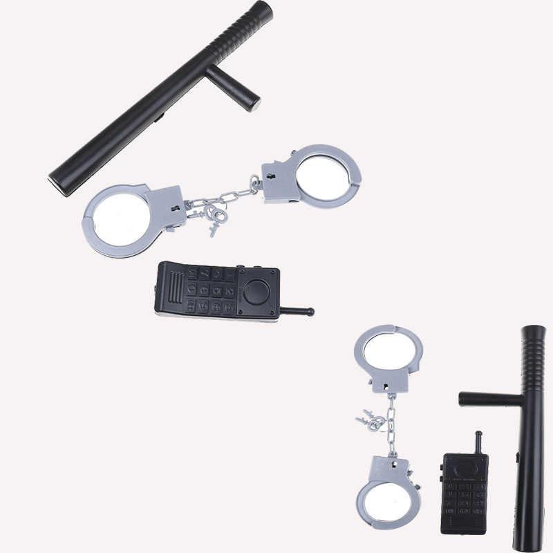 ادوات الشرطي للاطفال