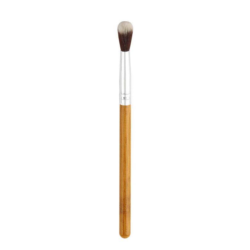 Asa de bambú Fibra Sintética Brochas de Cosméticos Componen Cepillos Herramientas de Belleza Accesorios Cepillo brochas maquillaje