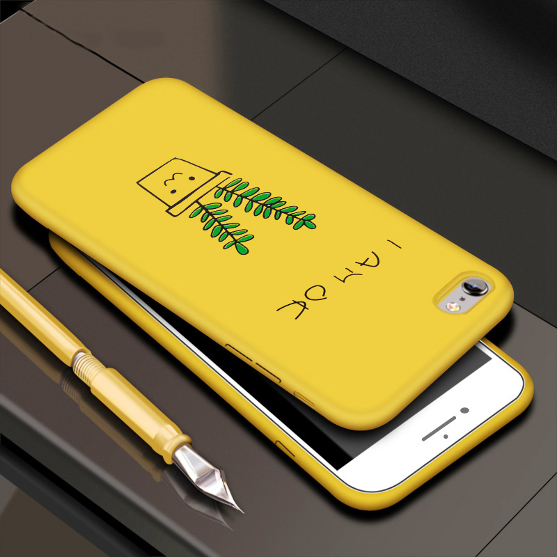 Hard PC Case For iPhone 6 6s Case Cute Cartoon Fashion Coque Phone Back Cover For Apple iPhone 7 Plus / 8 Plus 5.5 inch