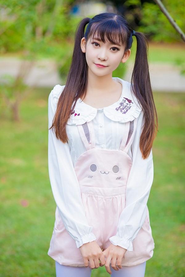 Rabbit Suspender Trousers (3)