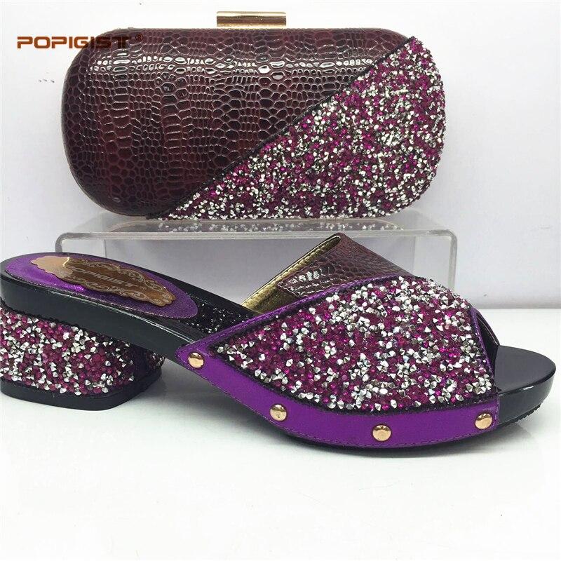 e175f6c06c6679 red Strass Italien Blue Dans gold Pourpre Couleur Ensemble Avec royal Pour  Sacs purple Partie Assorties ...