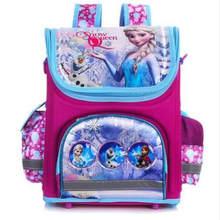 d8972fb9fe39 Высокое качество Детские ортопедические ранцы для девочек Monster high  Принцесса Рюкзак Дети Водонепроницаемый рюкзак mochila infantil