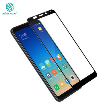 Xiaomi Redmi 5 Plus Gehard Glas Redmi 5 Plus Glas Nillkin CP + 2.5D Volledige Cover Screen Protector Voor Xiaomi Redmi 5 Plus