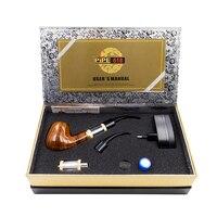 Ewinvape электронная сигарета epipe 618 комплект электронной Труба 618 пара древесины 2.5 мл распылитель 18350 Батарея поле mod VS epipe k1000 Guardian