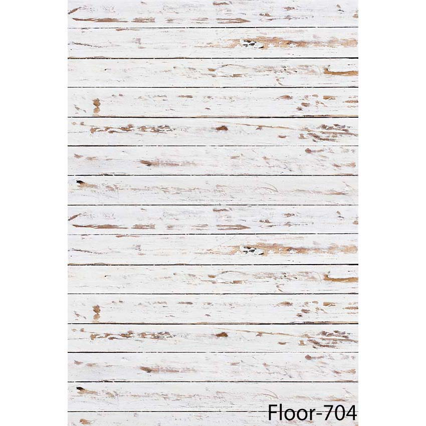 MEHOFOTO White Snow Forest Trees Wood Floor Photo Studio Photography Backdrops Vinyl Baby Photo Background Brick Wall Backdrops