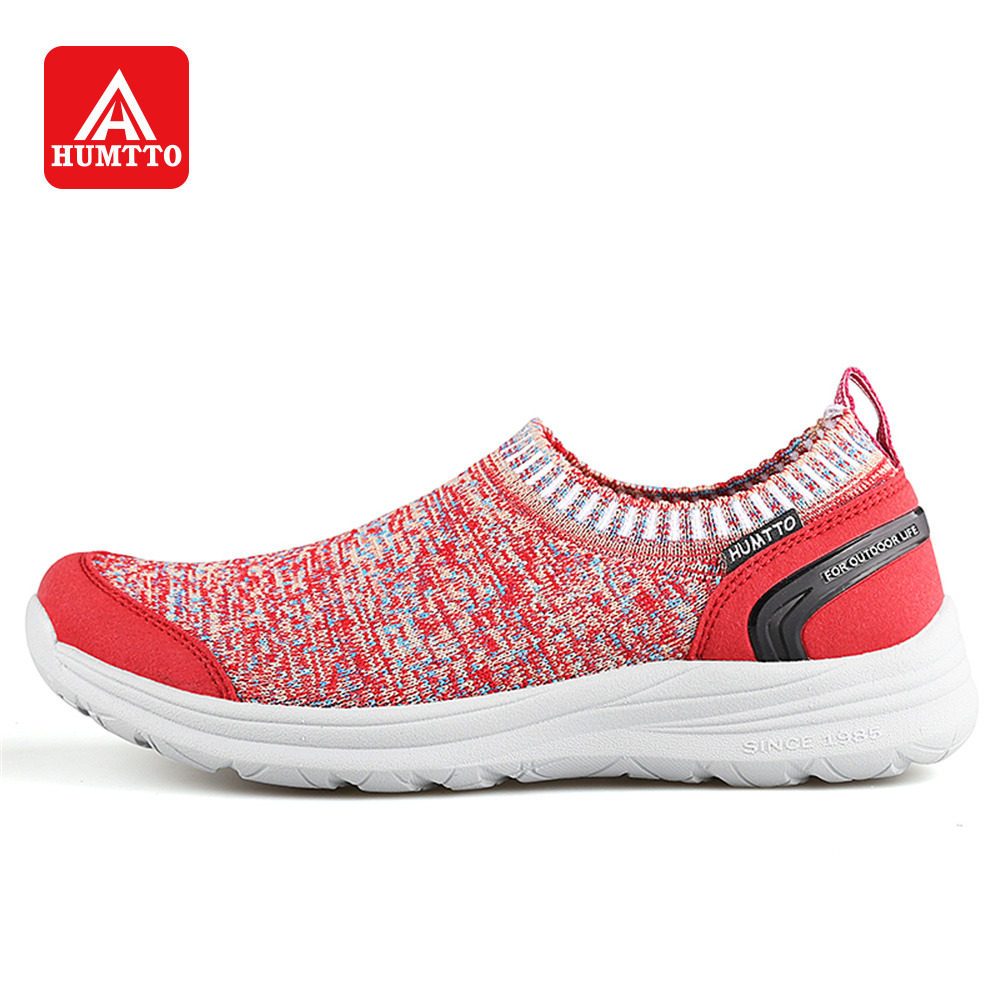HUMTTO Men's Breathable Damping Comfortable Slip-on Light Running Shoes footlocker sale online where to buy low price clearance store cheap price HB1A2