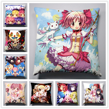 Anime Manga Puella Magi Madoka Magica Pillow 40x40cm Pillow