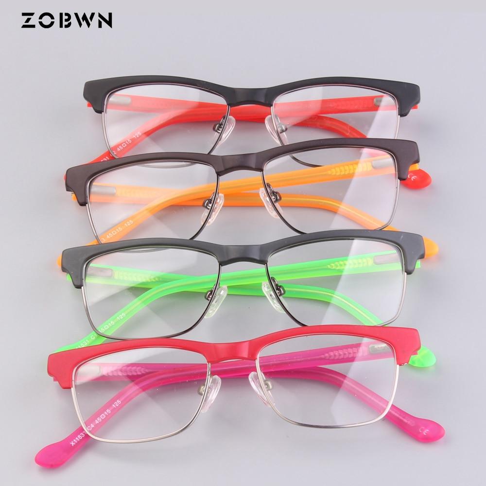 Mix wholesale manufacture kids eyeglasses Vintage glass girls boys eyewear children reading eyewear gafas armacao oculos de grau in Women 39 s Eyewear Frames from Apparel Accessories