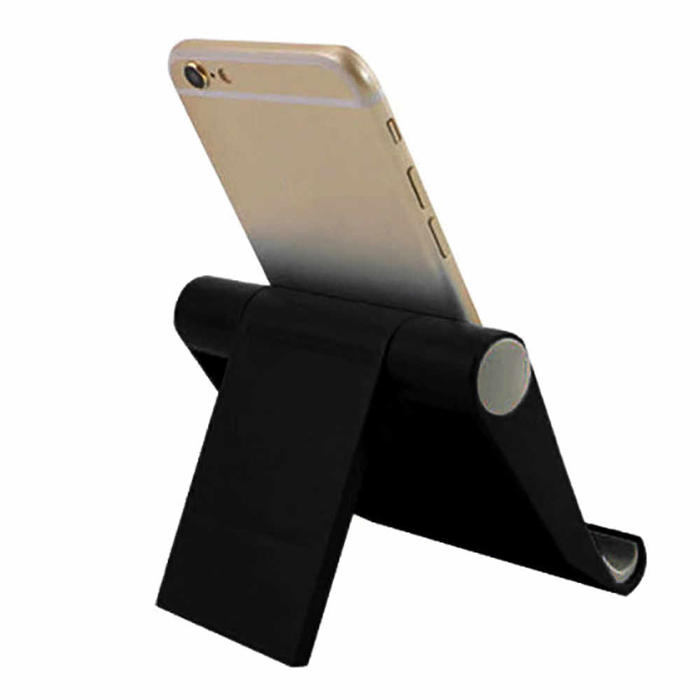 WHooHoo Foldable 360 Universal Bed Desk Mount Cradle Holder Stand for Phone iPad Tablet 180205 drop shipping *30