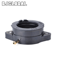 Motorcycle Carburetor Interface Intake Manifold Adapter Joint Boots Glue Connector For Yamaha 3GW-13586-00 3EB-13586-00 Pit Bike