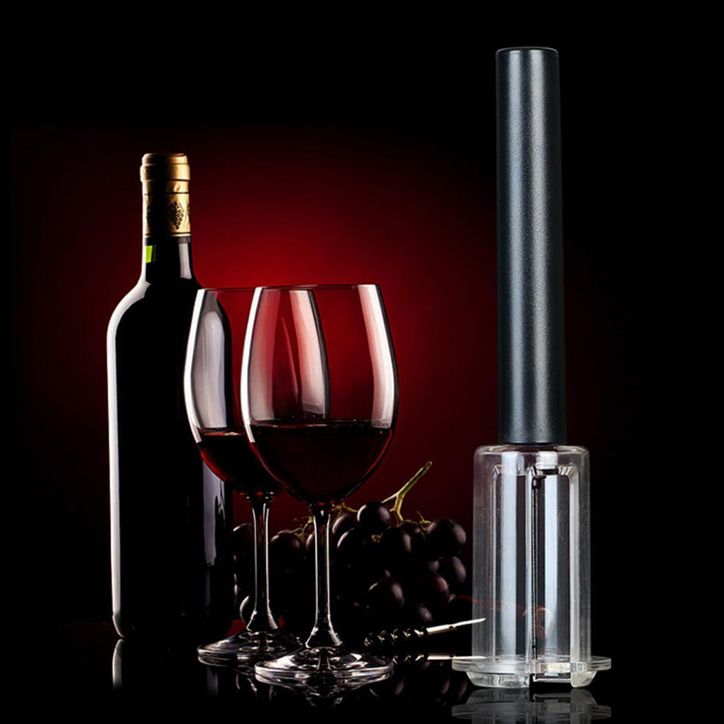 Kitchen Wine Air Pressure Opener Bottle Pumps Corkscrew As Picture Pin Cork Out Tool
