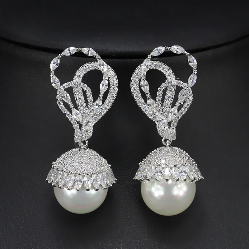Pearl Drop Earrings4