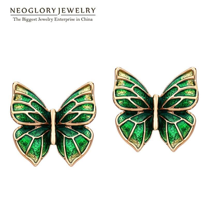 Neoglory Σμάλτο Πολυέλαιος Μεγάλο Vintage - Κοσμήματα μόδας - Φωτογραφία 1