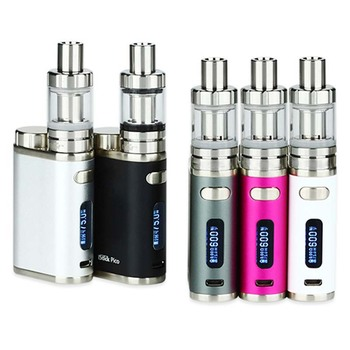 Electronic Cigarette Eleaf iStick Pico Starter Kit with 2ml MELO 3 Mini Tank 75W Box Mod NO 18650 Battery Box Mod vs IKuun I200 1