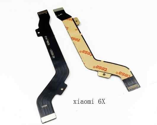 Nieuw Voor Xiaomi Redmi 4A 4X 3S 5X 6/7 Redmi 5 Plus Note 4X Note 5 Note 5A Belangrijkste Moederbord connector Lcd Flex Kabel Reparatie Onderdelen