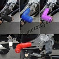 Palanca de cambio de marchas de motocicleta Universal  protectores de caja de cambios para botas  cambio de marchas de goma Botas de motocicleta    -