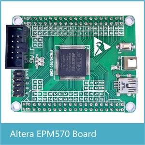 Image 1 - Altera MAX II EPM570 CPLD Development Board Experiment Board Core board