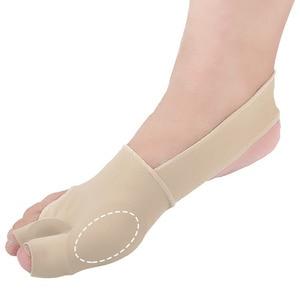 Image 2 - 1 paar S/L SEBS Big Toe Bunion Splint Corrector Foot Pain Relief Hallux Valgus für beide füße therapie Einfach zu tragen