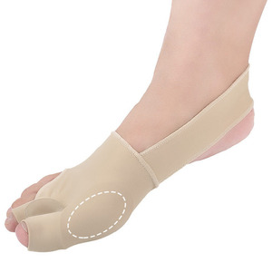 Image 2 - 1pair S/L SEBS Big Toe Bunion Splint Straightener Corrector Foot Pain Relief Hallux Valgus for both feet therapy Easy to wear