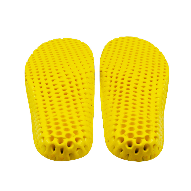 Купить с кэшбэком BYRIVER Flat Feet Arch Shock Absorber Breathable Perspiration Advanced Climbing Sports Massage Insole