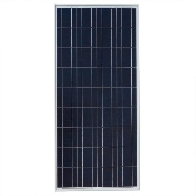 New 100W Solar Panel 12V Polycrystalline Solar Panel Charge for 12V Battery