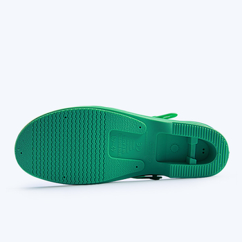 Non Slip Nursing Shoes | TPE Non-slip Acid Alkali Resistant Protective Shoes For Hospital Doctor Surgical Shoes Nurse Work Footwear Summer Lab Slippers