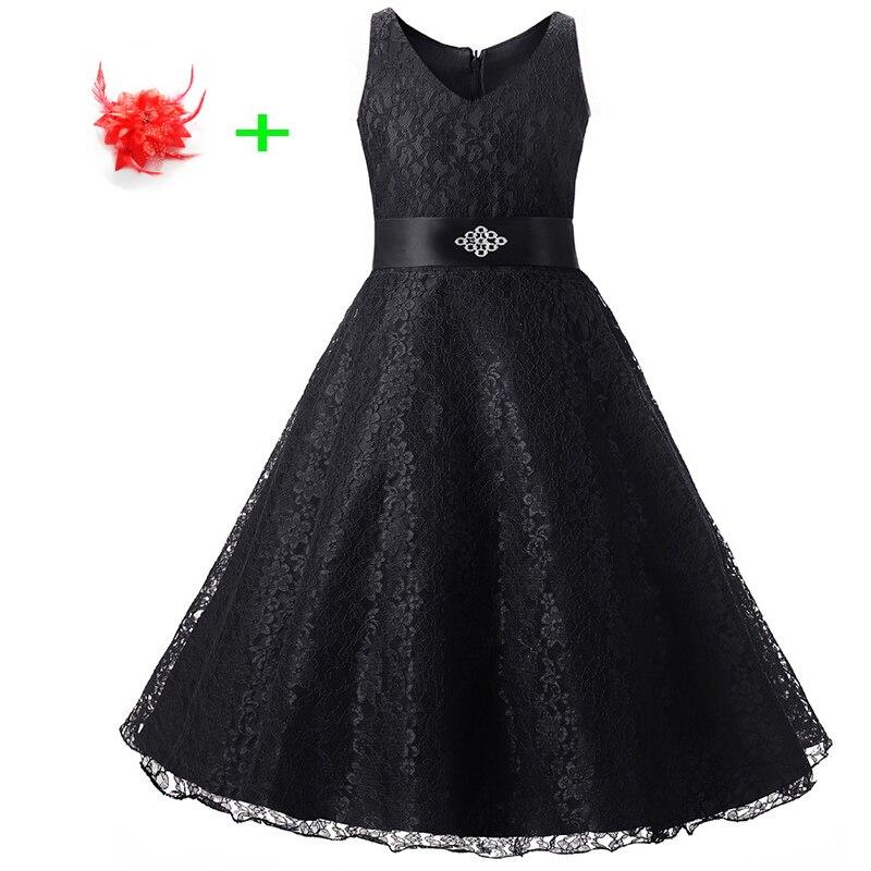 1404 38 De Descuentovestidos Negros De Fiesta De Cumpleaños Para Niñas De 14 Años Para Niñas Y Adolescentes In Vestidos From Madre Y Niños On