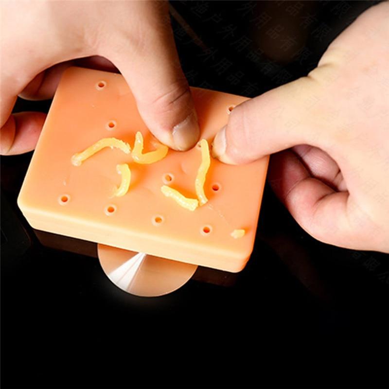 Kreative Simulation Spielzeug Squeeze Akne Spielzeug Erwachsene  Dekompression Entlüftungs Simuliert Gequetscht Haut