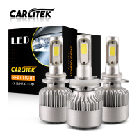 CANBUS Error Free Upgraded H7 H4 LED Car Headlight Bulbs H1 H11 9005 HB3 9006 HB4