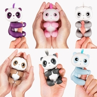 Finger Baby Panda Interactive Smart Pet Induction Toys For Kids Christmas Gift