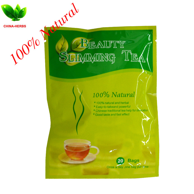 80pieces/4bags Chinese herbal Weight loss t-e-a slimming t-e-a beauty and healthcare products fast to burning fat