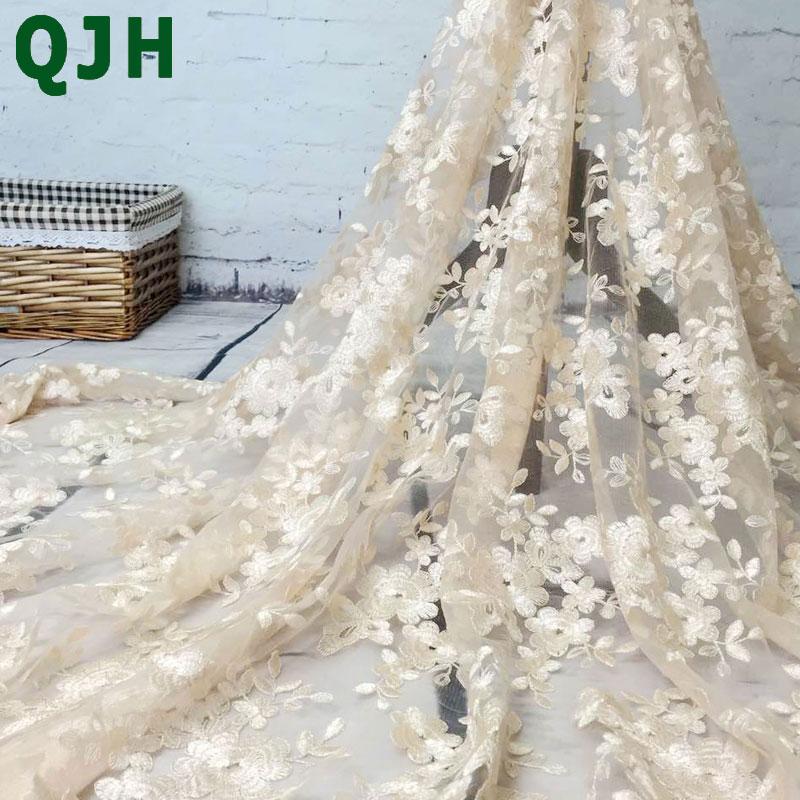 2018 висок клас френски дантела плат - Изкуства, занаяти и шиене - Снимка 1