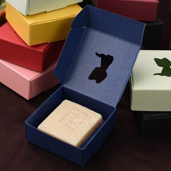 6.5*6.5*3cm Colorful Gift Boxes Small Storage Box Candy Jewelry Box 200pcs\lot Free shipping