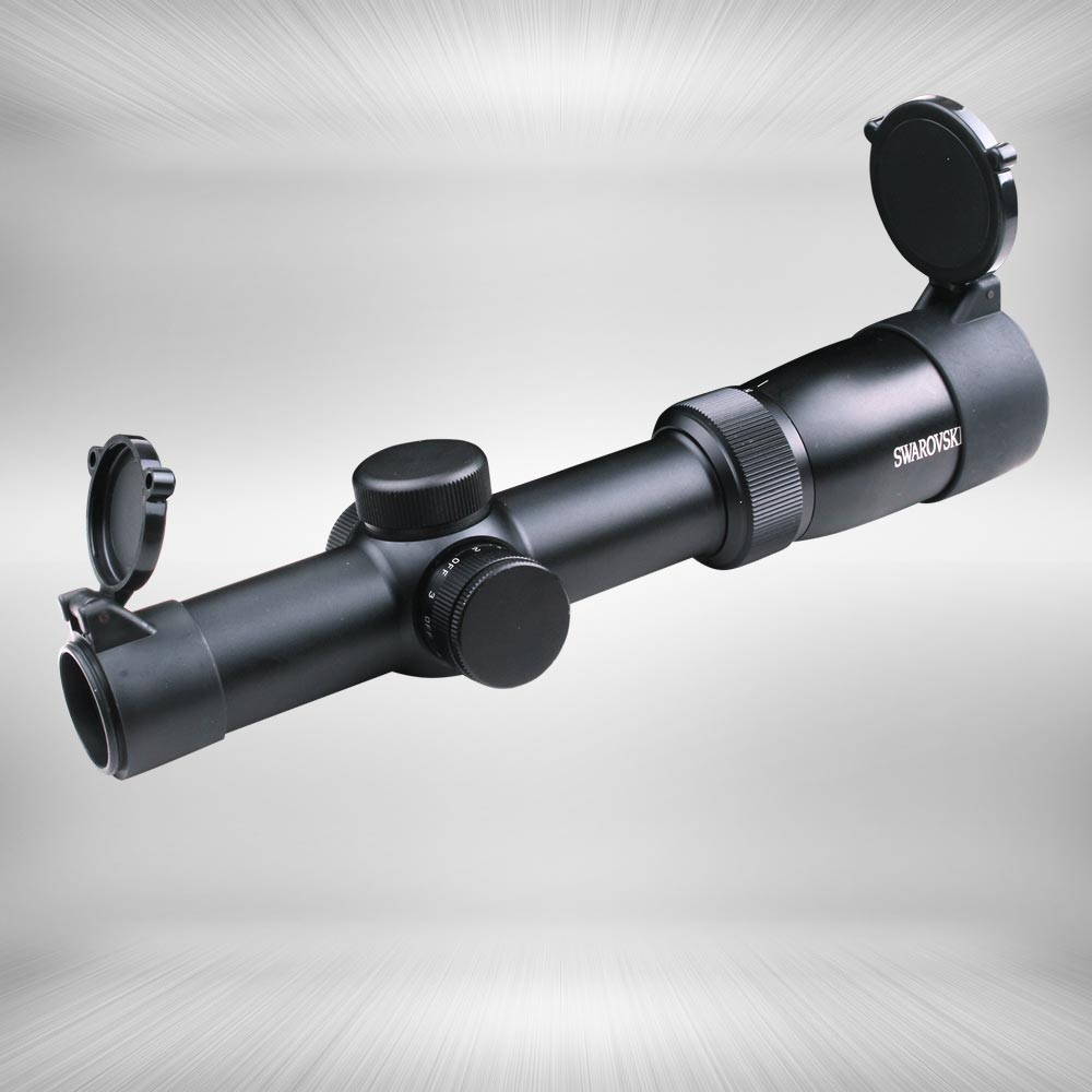 Tactical China Swarovskl 1-6x24IRZ3 F15 Or F101 Circle Dot Punctuate Differentiation Sight Glass Hunting Rifle Scope