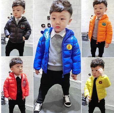 2016 новая зимняя детская хлопка свитер конфеты цвета ручной плагин хлопок свет одежда мальчиков и девочек 1-5 лет бесплатная доставка