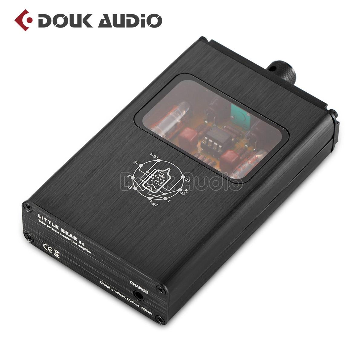 2018 Nobsound Little bear B4 Mini Portable Stéréo Vide Tube Ampli Casque HiFi Rechargeable Amplificateur
