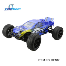 Rc Car Toys 1/10 Scale Electric Powered Remote Control Brushed Brushless 4WD Off Road Truggy Car (Model SE1021 SEP1022PRO TOP)